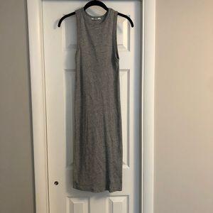 Zara midi dress.